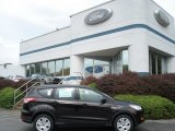 2013 Tuxedo Black Metallic Ford Escape S #71530996