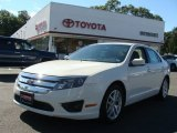 2010 White Suede Ford Fusion SEL #71532102