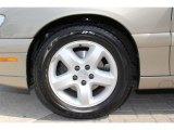 Cadillac Catera 2000 Wheels and Tires