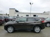 2013 Kona Coffee Metallic Honda CR-V EX-L AWD #71532061