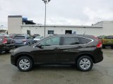 2013 Kona Coffee Metallic Honda CR-V EX AWD #71532060