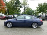 2013 Obsidian Blue Pearl Honda Accord Sport Sedan #71532055