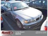 2005 Silver Grey Metallic BMW 3 Series 325i Sedan #71531523