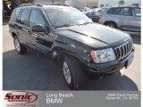 2002 Black Jeep Grand Cherokee Limited #71531521