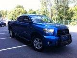 2007 Blue Streak Metallic Toyota Tundra SR5 Double Cab #71532038