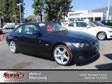 2009 Monaco Blue Metallic BMW 3 Series 335i Coupe #71531501