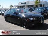 2009 Jet Black BMW 3 Series 328i Coupe #71531499