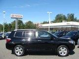 2010 Black Toyota Highlander Limited 4WD #71531461