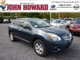 2013 Graphite Blue Nissan Rogue S Special Edition AWD #71531997