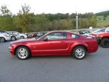 2005 Redfire Metallic Ford Mustang GT Premium Coupe #71531991