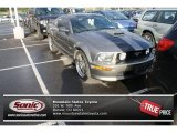 2005 Mineral Grey Metallic Ford Mustang GT Premium Coupe #71530860