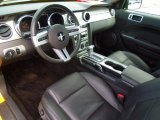 2005 Ford Mustang V6 Premium Coupe Dark Charcoal Interior