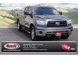 2010 Slate Gray Metallic Toyota Tundra Double Cab 4x4 #71530857