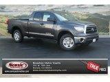 2013 Magnetic Gray Metallic Toyota Tundra Double Cab 4x4 #71530847