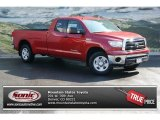 2012 Barcelona Red Metallic Toyota Tundra Double Cab 4x4 #71530833