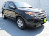 2013 Tuxedo Black Metallic Ford Explorer FWD #71531418