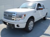2013 Ford F150 Platinum SuperCrew 4x4 Data, Info and Specs