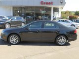 2011 Tuxedo Black Metallic Ford Fusion SEL V6 #71530824
