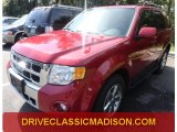2009 Sangria Red Metallic Ford Escape Limited #71531954