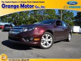 2012 Bordeaux Reserve Metallic Ford Fusion SE V6 #71531387