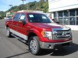 2013 Ford F150 XLT SuperCrew 4x4 Data, Info and Specs