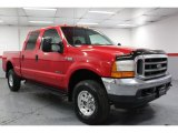 2001 Ford F350 Super Duty XLT Crew Cab 4x4 Data, Info and Specs