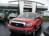 2008 Radiant Red Toyota Tundra SR5 TRD Double Cab 4x4 #71531353