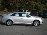 2013 Silver Ice Metallic Chevrolet Malibu LS #71531330