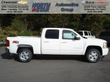 2013 Summit White Chevrolet Silverado 1500 LT Crew Cab 4x4 #71531329