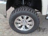 2013 Chevrolet Silverado 1500 LT Crew Cab 4x4 Custom Wheels