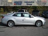 2013 Silver Ice Metallic Chevrolet Malibu LT #71531320