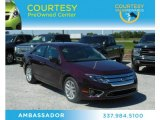 2011 Bordeaux Reserve Metallic Ford Fusion SEL #71531887