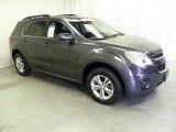 2010 Cyber Gray Metallic Chevrolet Equinox LT #71531857