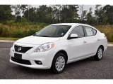 Nissan Versa 2013 Data, Info and Specs