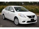 Nissan Versa 2013 Data, Info and Specs