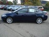 2013 True Blue Pearl Coat Dodge Dart SXT #71633726