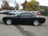 2013 Pitch Black Dodge Challenger SXT Plus #71633722
