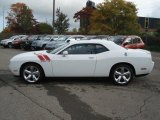 2013 Bright White Dodge Challenger R/T #71633720