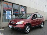 2009 Tango Red Pearl Honda CR-V LX 4WD #71634250