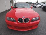 2001 BMW Z3 Bright Red