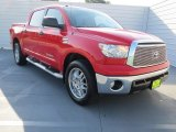2011 Radiant Red Toyota Tundra Texas Edition CrewMax #71633918