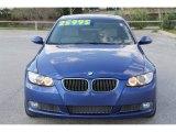 2008 Montego Blue Metallic BMW 3 Series 335xi Coupe #71633629