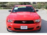 2012 Race Red Ford Mustang V6 Coupe #71633628