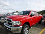 2012 Flame Red Dodge Ram 3500 HD ST Crew Cab 4x4 #71633888