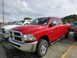 2012 Flame Red Dodge Ram 3500 HD ST Crew Cab 4x4 #71633887