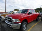2012 Flame Red Dodge Ram 3500 HD ST Crew Cab 4x4 #71633886