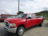 2012 Flame Red Dodge Ram 3500 HD ST Crew Cab 4x4 Dually #71633878