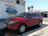 2013 Ruby Red Metallic Ford Explorer FWD #71633611