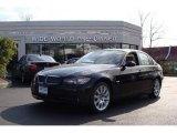 2006 Jet Black BMW 3 Series 330xi Sedan #7130246