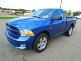 2011 Deep Water Blue Pearl Dodge Ram 1500 Express Regular Cab #71634157